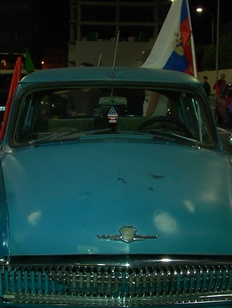Посвященный дружбе народов автопробег прошел в Карачаево-Черкесии
