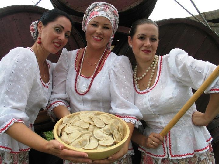 Гостей Атамани накормят семейными варениками