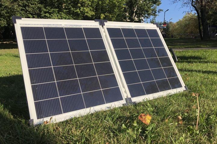 В России разработали солнечную батарею-чемодан для чукотских яранг