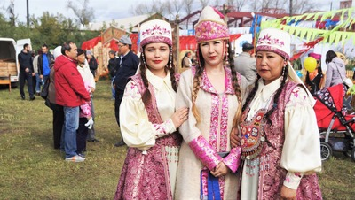 День республики отмечают в Хакасии