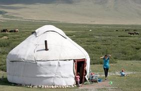 В Бурятии появится кочевая юрта-обсерватория
