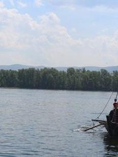 В Енисейске завершилась экспедиция на реплике старинного казачьего струга