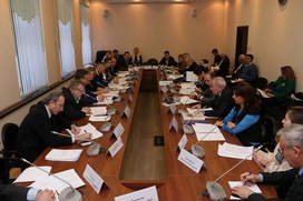 В ФАДН обсудили создание Дома народов России