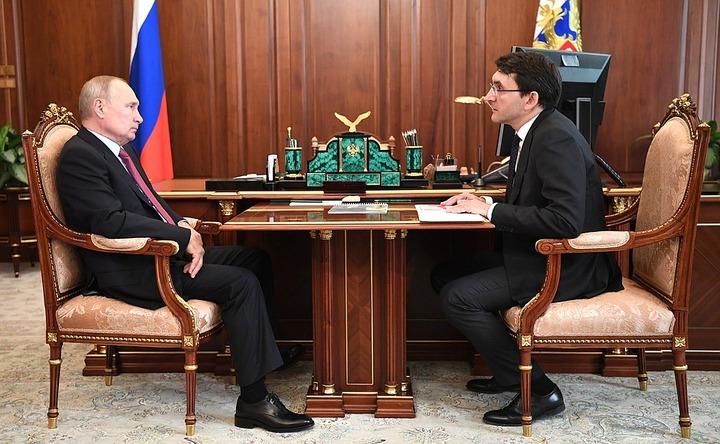 Глава Роскомнадзора рассказал президенту о росте числа материалов экстремистской направленности