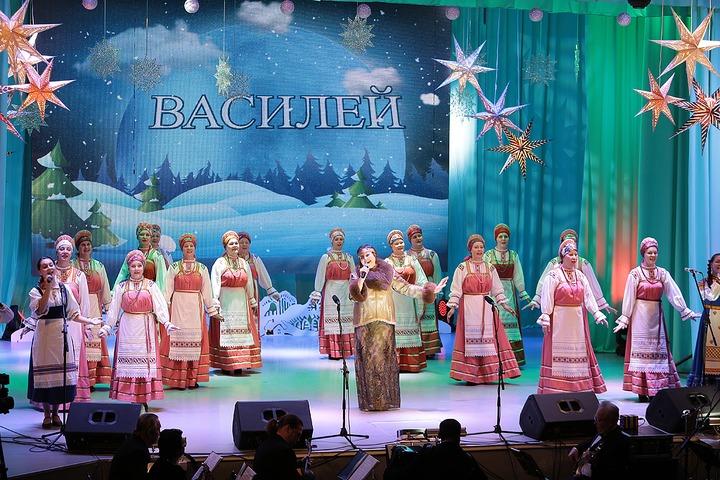 Песни на коми языке поют на фестивале в селе Усть-Кулом
