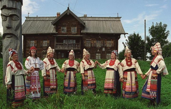 На поддержку вологодских вепсов выделят 420 тысяч рублей