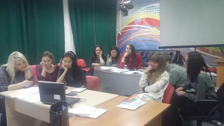 Школа межэтнической журналистики открылась в Улан-Удэ