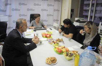 Журналисты-мигранты обсудили московскую предвыборную риторику и работу с молодежью