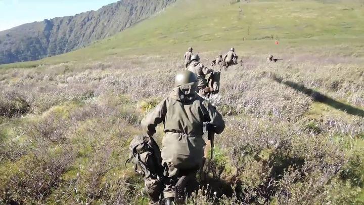 Тувинские староверы научили военных выживать в сибирской тайге