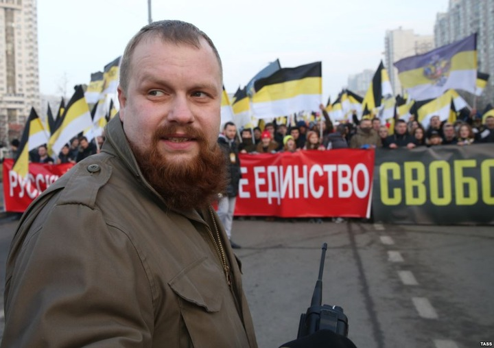 Националиста Демушкина посадили под домашний арест