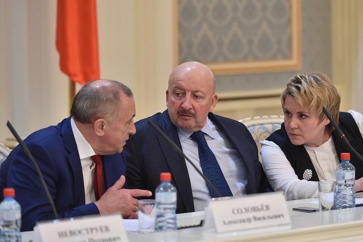 В Госдуме высоко оценили работу национально-культурных объединений Удмуртии