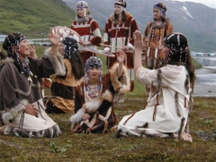 Жители острова Беринга обзавелись собственным этнокультурным центром