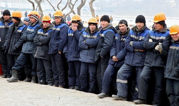 В московских промзонах построят 17 гостиниц для мигрантов