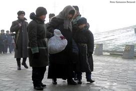 День памяти жертв депортации калмыцкого народа