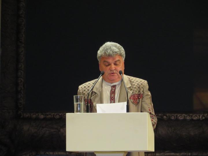 Председателя Ассоциации финно-угорских народов России переизбрали на новый срок