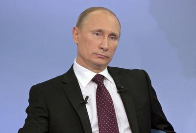 Путин: Мы не приемлем политику поощрения нацизма