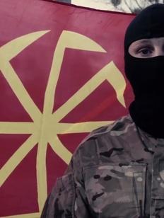 Неоязычники взяли ответственность за поджог частного сектора в Ростове-на-Дону (ВИДЕО)