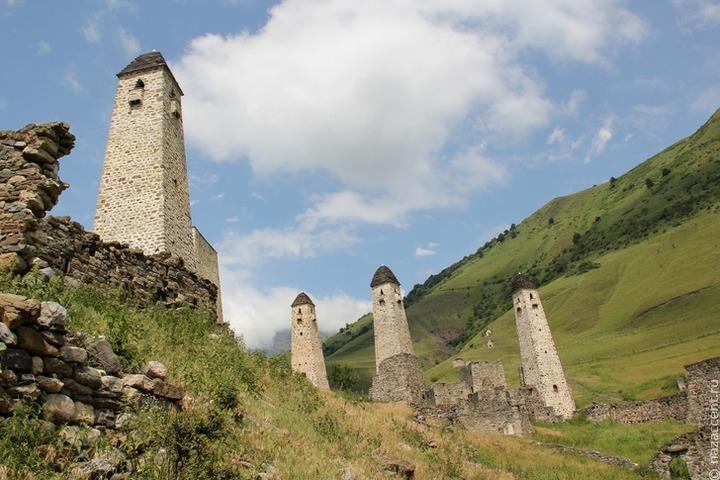 В Ингушетии произошла смертельная перестрелка между двумя тейпами из-за родовых башен