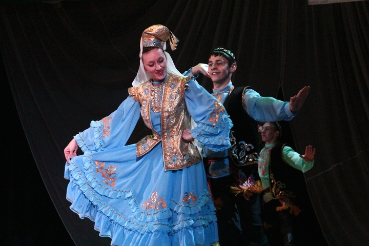 """В """"Культурную мозаику Татарстана"""" вошли представители семидесяти народов"""