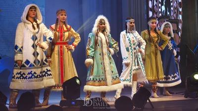 Победителей конкурса эвенкийской этномоды назвали в Бурятии