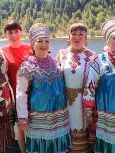 Волга – река мира