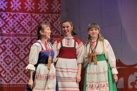 Театр фольклора в Коми