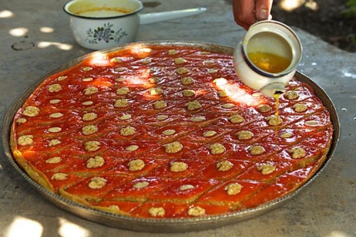 На фестивале национальных кухонь в Карелии приготовят рекордно большое секретное блюдо
