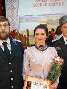 Лучшую казачку выбрали в Ставрополе