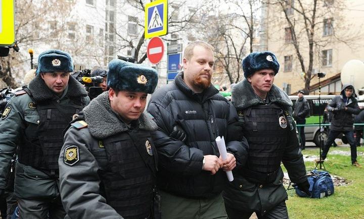 Националист Дмитрий Демушкин не признал вину в экстремизме