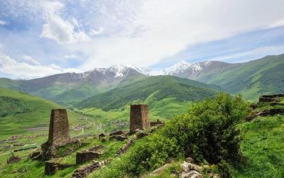 Этнодеревню построят в ущелье Северной Осетии