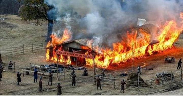 Чеченский общественник потребовал проверить на экстремизм статью о сожжении в Хайбахе