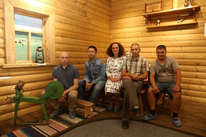 Музей с русской избой и печкой открылся на российско-китайской границе