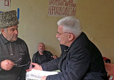 Власти - голодающим: Проблема коренных народов Дагестана не решится за считанные дни