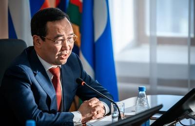 """Глава Якутии: Антимигрантский митинг в республике был спровоцирован """"некоторыми силами"""""""