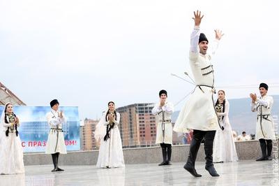 Культуру народов Дагестана представят на фестивале в Великом Новгороде