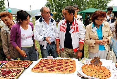 В Самарской области проведут праздник вишневого пирога