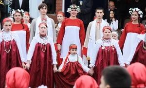 В Татарстане завершился русский фольклорный фестиваль