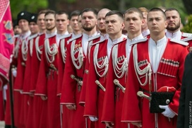 Госдума приняла законопроект об утверждении атаманов Всероссийского казачьего общества