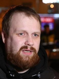 Националиста Демушкина досрочно выпустили из колонии и сразу же вызвали в полицию
