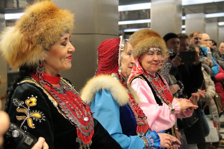 Лучшие национальные костюмы выберут в Башкортостане