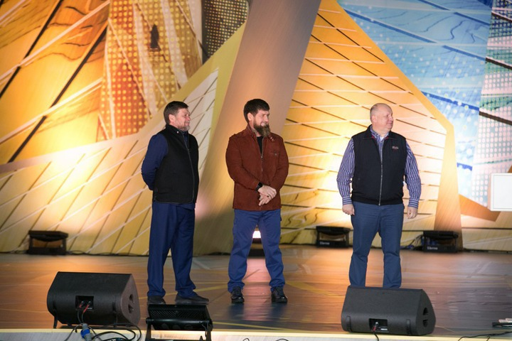 На Фестивале культуры и спорта народов Кавказа победила команда Чечни