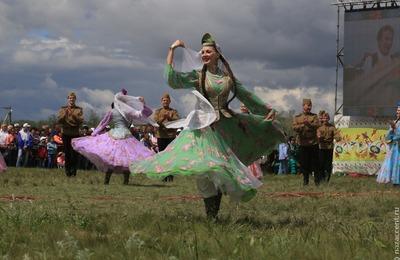 Десять тысяч человек ждут на Всероссийский сельский Сабантуй в Самарской области