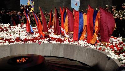 В День памяти жертв геноцида армян в Москве проведут пикет и митинг