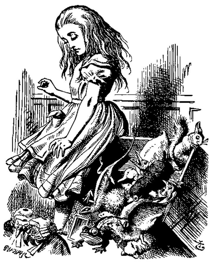 """""""Алису в стране чудес"""" перевели на шорский язык"""