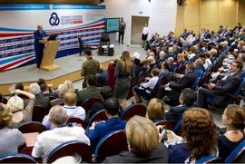 Реализацию государственной нацполитики обсудили в Красноярске