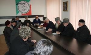 Чеченские старейшины обсудили укрепление межнационального мира на Кавказе