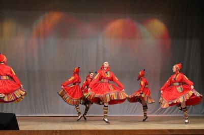 Танцевальный марафон финно-угорских народов состоится в Карелии