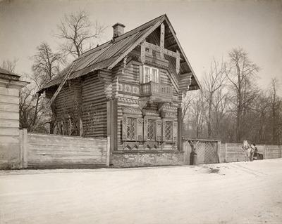 В Москве откроется выставка, посвященная русской деревянной архитектуре