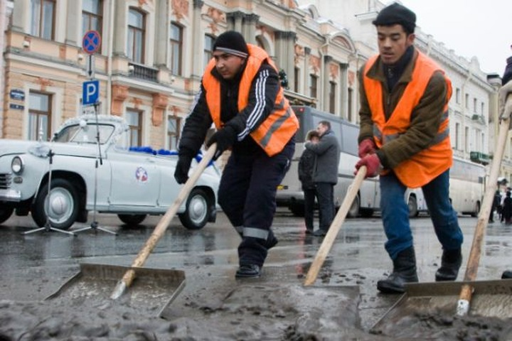 В ближайшие 15 лет Россия останется востребованной среди трудовых мигрантов
