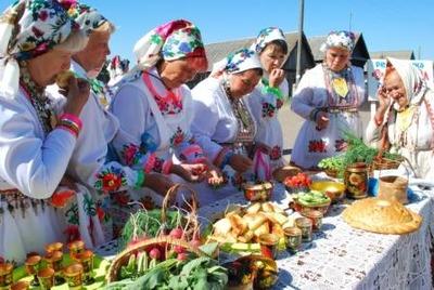 В Удмуртии отпраздновали марийский Семык